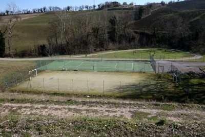 campo da tennis cus