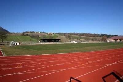 campo sportivo cus con pista omologata