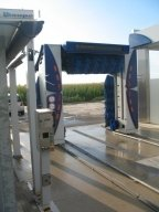 lavaggio auto automatico