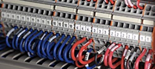 dettaglio di impianto elettrico