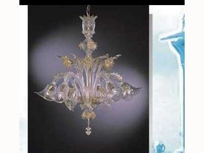 lampadario cristallo