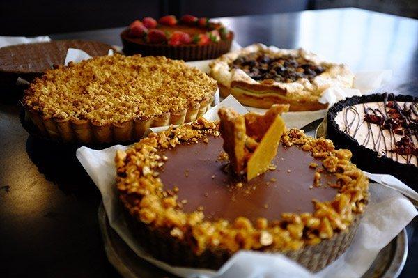 Dessert types