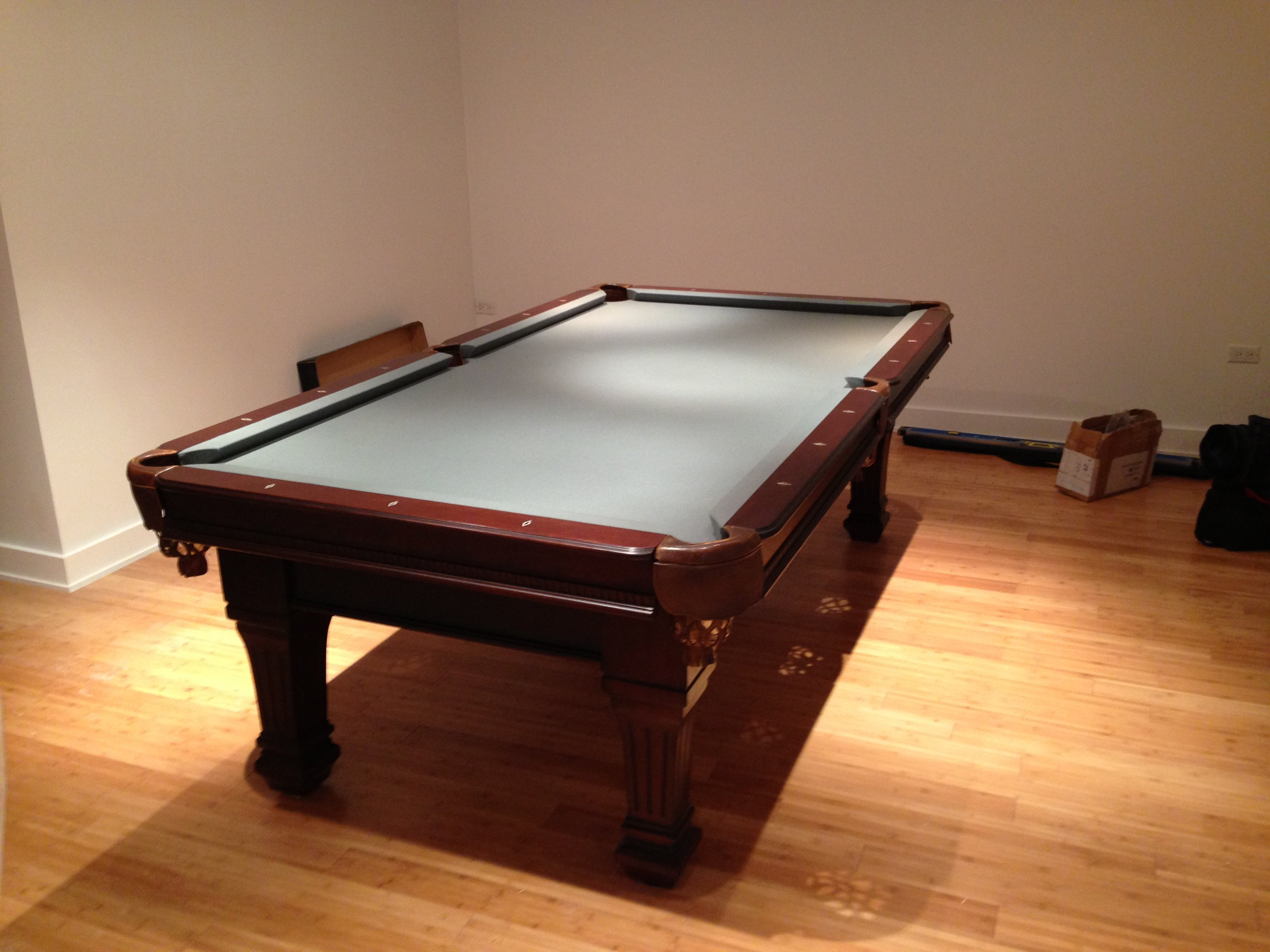 Pool Table ReFelt AK Pool Tables LLC - Simonis pool table felt colors