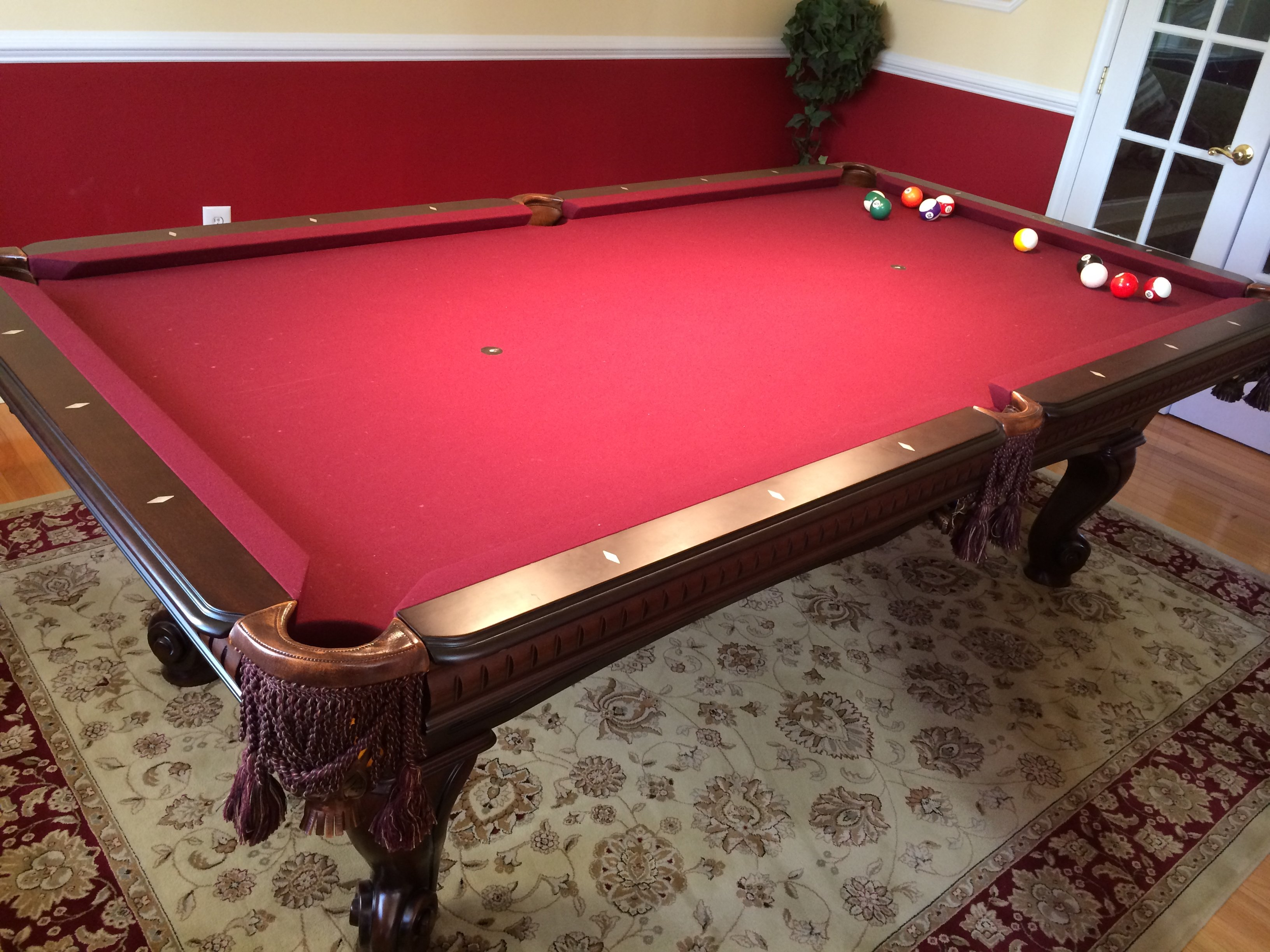 Used pool tables for sale | AK Pool Tables