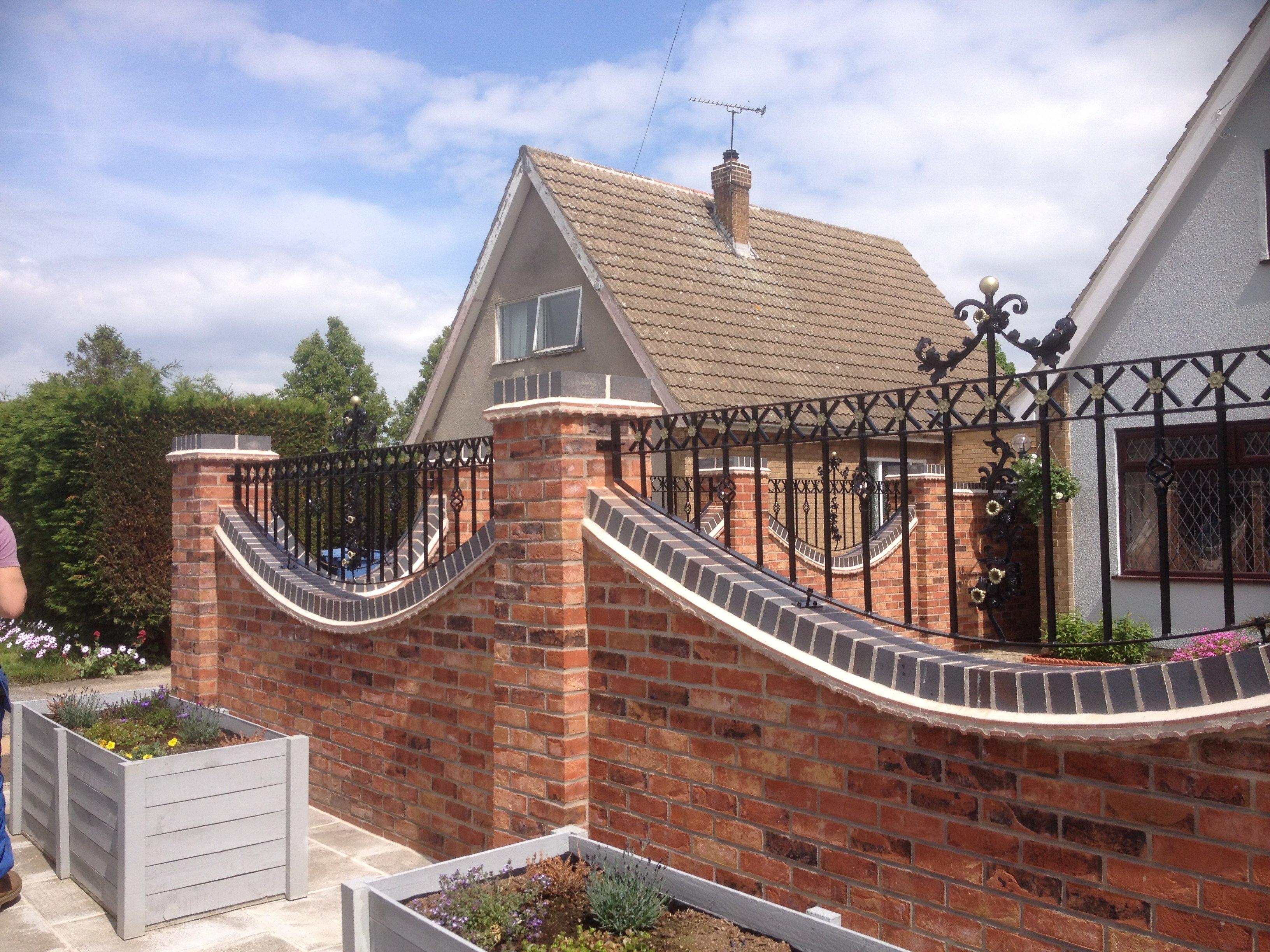 fence railings