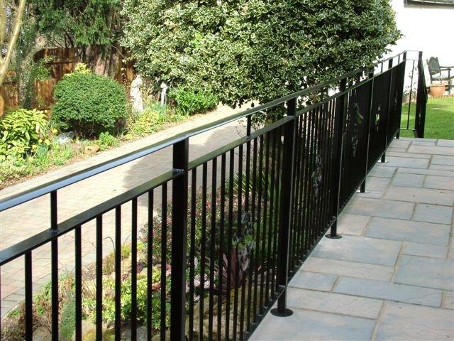 designer railings