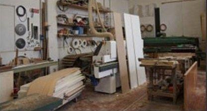 falegnameria artigianale