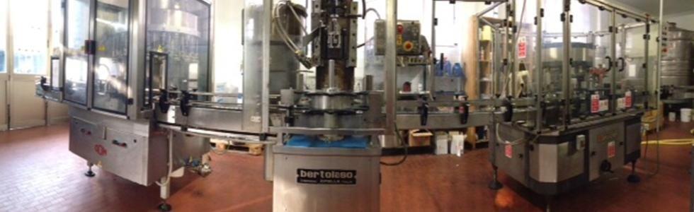 macchinari per distillati a Lecco