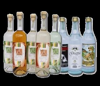 Distilleri Radaelli grappe e liquori