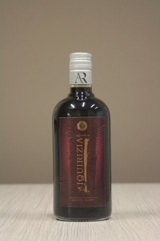 liquirizia nera Radaelli