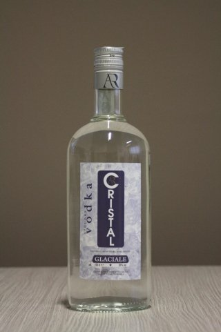 vodka Cristal Radaelli