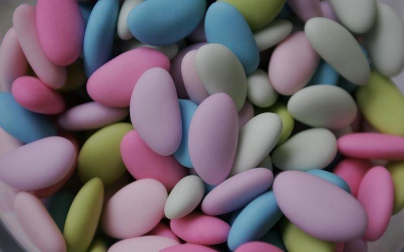 confetti colorati