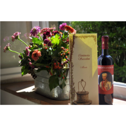 La Cantinetta Sassolini con il suo menù e i suoi vini