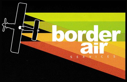 border air service business logo
