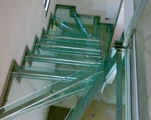 Scale in vetro cristallo