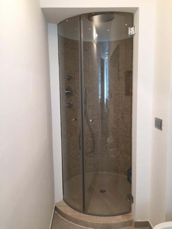realizzazione vetro doccia