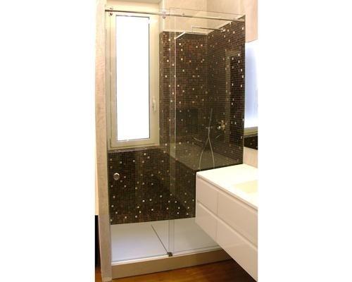 Box doccia su misura genova vetreria cappucci - Chiusura doccia scorrevole ...