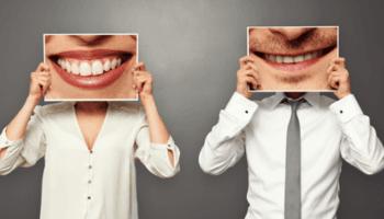 sorrisi, dentisti, igiene dentale, donna, uomo