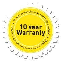 sparkrite electrical sun lock warranty