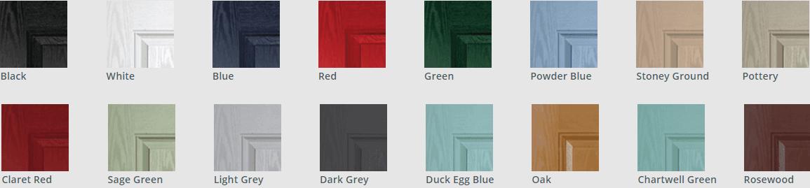 main door shades