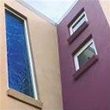 fixed and awning windows