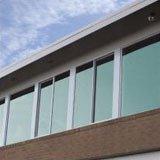 glazed office windows