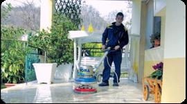pulizia ambienti interni