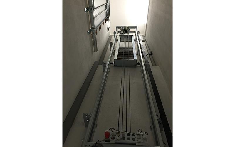 Installazione piattaforme elevatrici in basilicata