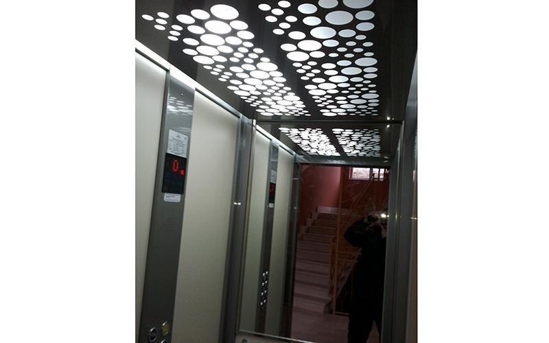 Realizzazione ascensore a melfi