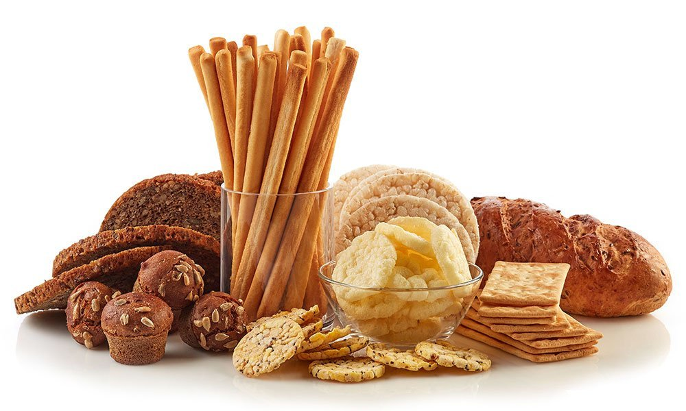 pane e pasta per celiaci