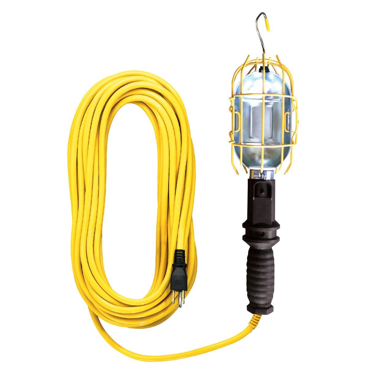 Voltec 500 Watt Heavy Duty Halogen Work Light 08 00609: Voltec Power & Lighting
