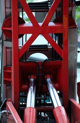 Hydraulic equipment - Colchester - Hydratek - Cylinder Servicing