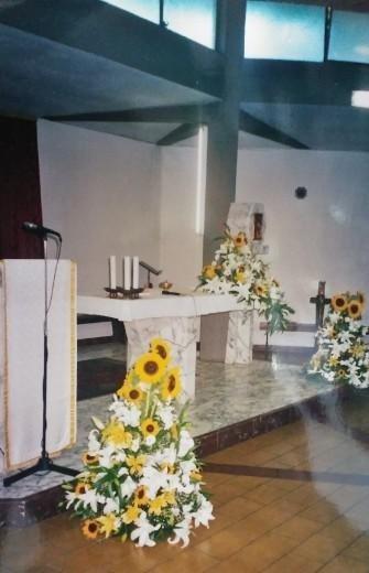 fiorista matrimoni La Spezia