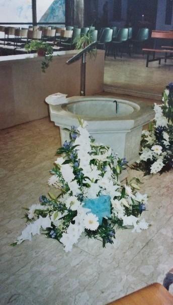 decorazioni battesimo La Spezia
