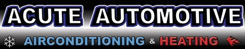 a aacute auto airconditioning and heating logo
