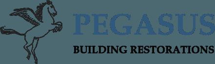 Pegasus Building Restorations Company Logo