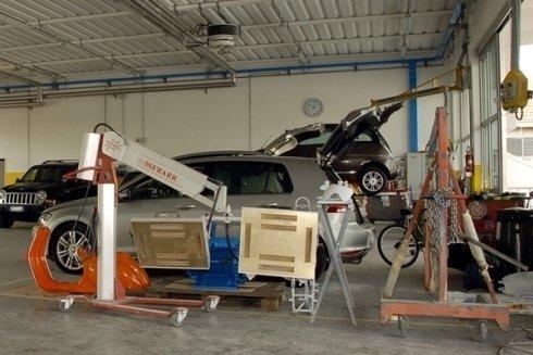 Servizi di manutenzione auto