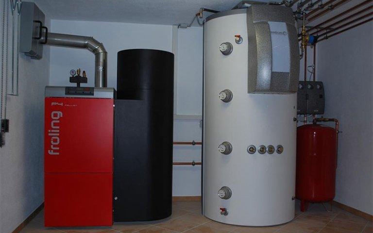 apparecchi per riscaldamento