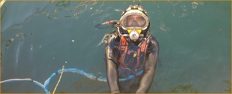 lavorazioni subacquee, Sub Sea Services snc Civitavecchia