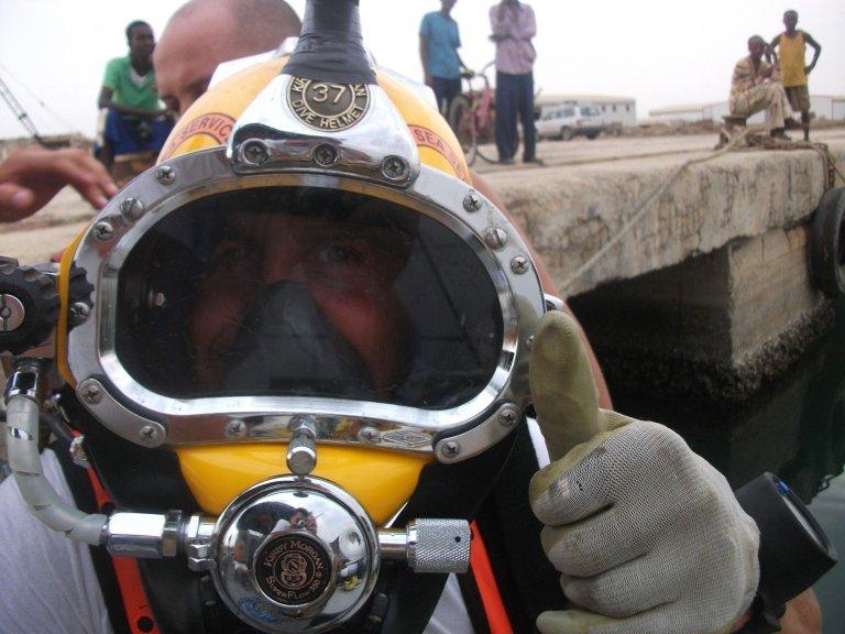 SSS International diving