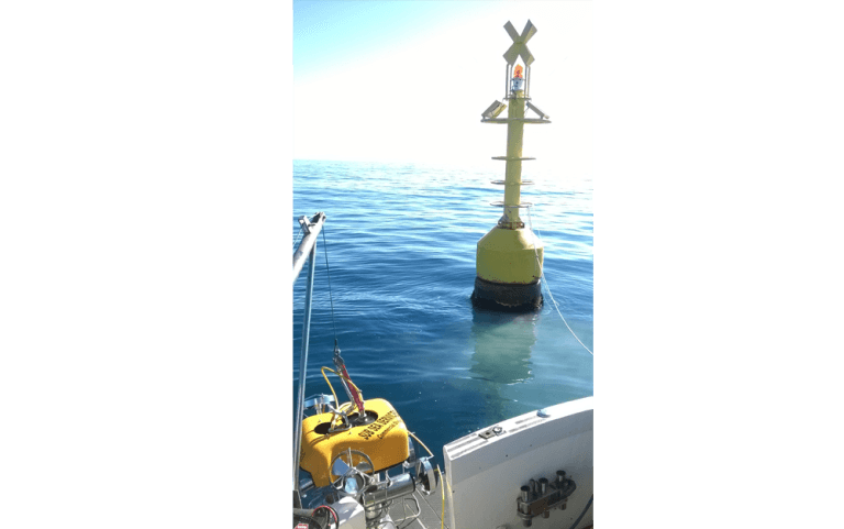 ROV Service, Prometheus ROV, inspection and maintenance of underwater infrastructure, non-destructive diver checks, underwater archaeological diagnostics, ROV Service