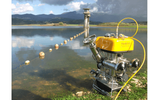 ROV Service, underwater works, inspection and maintenance of underwater infrastructure, non-destructive diver checks, underwater archaeological diagnostics, ROV Service