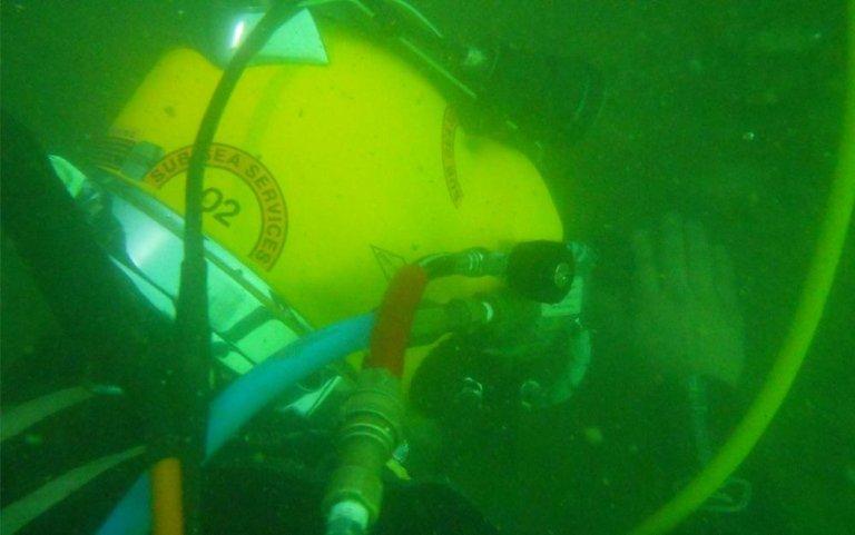 diving helmets, deep-sea diving helmet, Kirby Morgan, Kirby Morgan helmet
