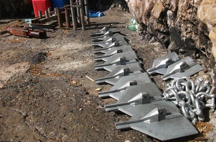 eco-sustainable anchors, Manta Ray® Earth Anchor Systems, Manta Ray dealer, sustainable anchors dealers, Rome, Lazio