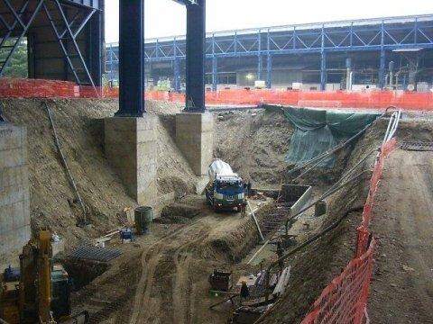 Pedretti - brescia - scavi