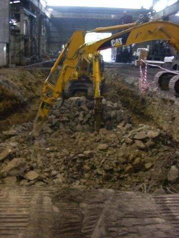 Pedretti - brescia - demolizioni