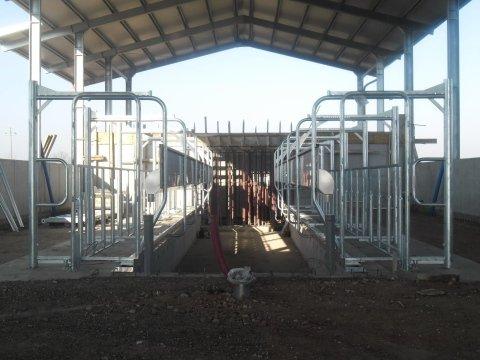 costruzione stalle