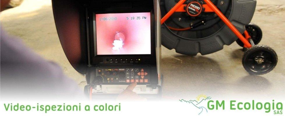 video ispezioni a colori