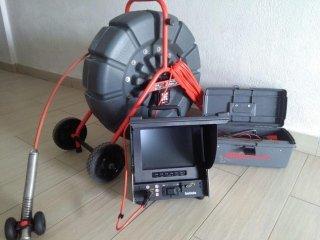 Telecamere per videospezione da diametro 20 cm a 400 cm