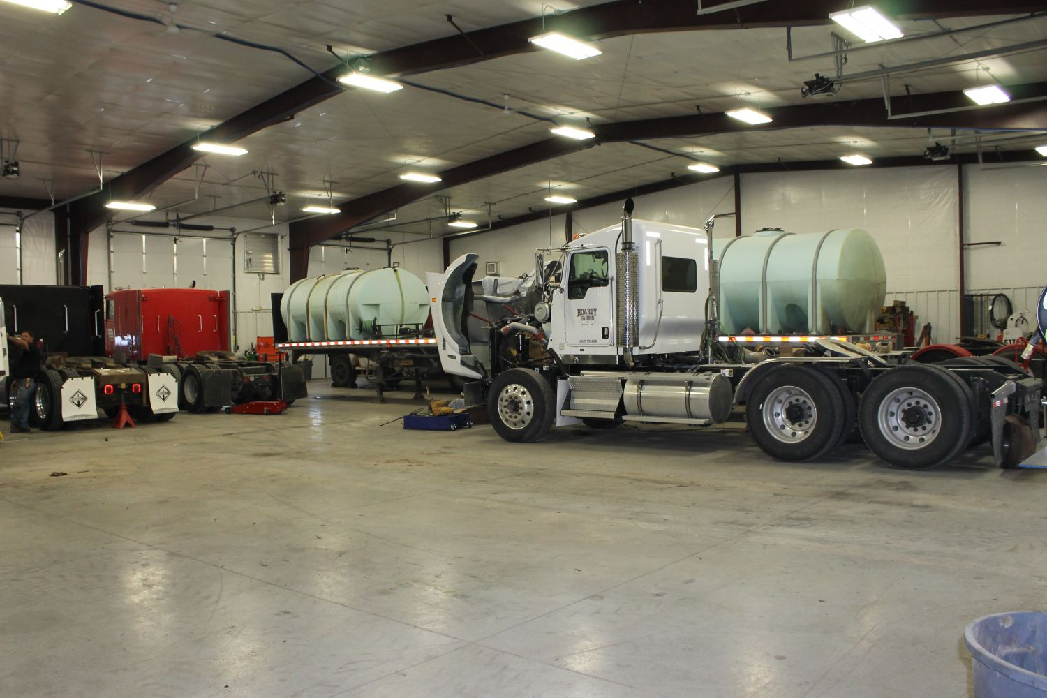 Certified Truck & Trailer Repair in Geneva, NE